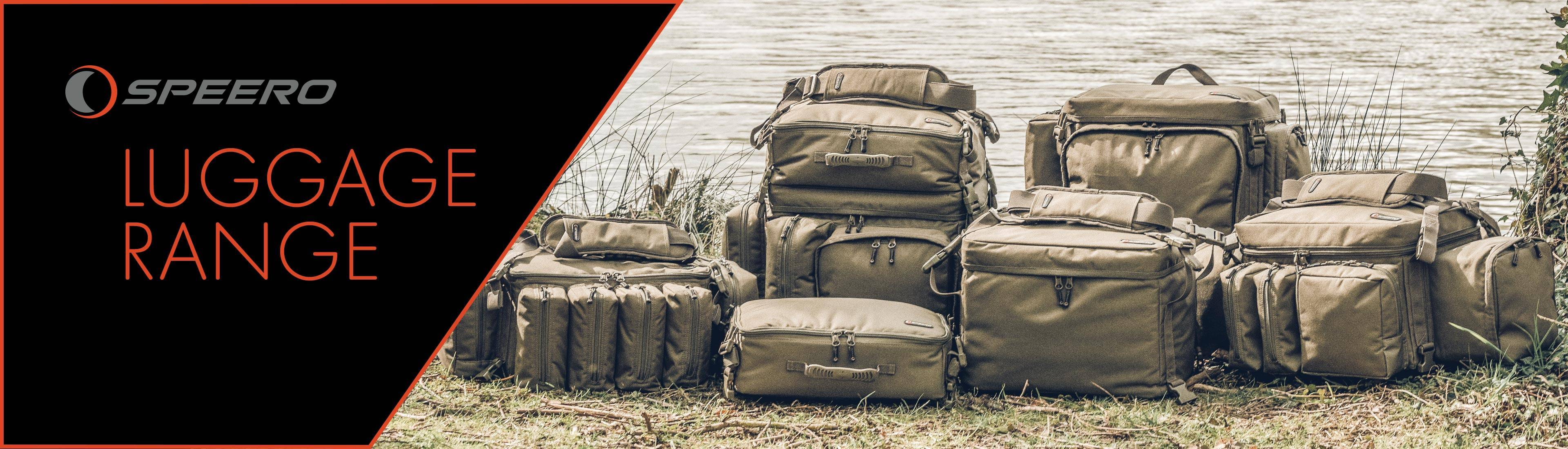 Speero Tackle Luggage Range