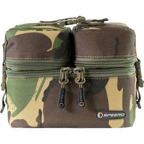 Speero End Tackle Combi Bag  Front DPM
