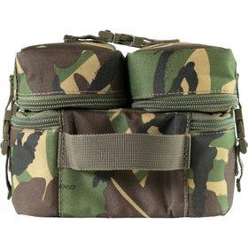 End Tackle Combi Bag DPM Back