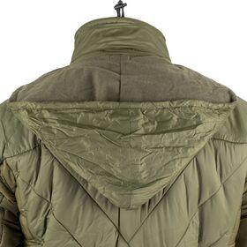 Polaris Jacket  Green Medium HoodPolaris Jacket  Green