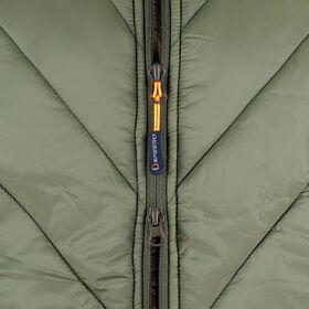 Polaris Jacket  Zip Close up