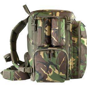 Speero Tackle DPM Rucksack Side View