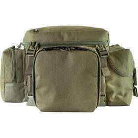 Modular Carryall in Green Back