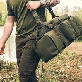Modular Carryall in Green Scene