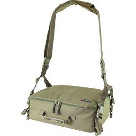 Modular Clip on Standard Bag Green with Strap