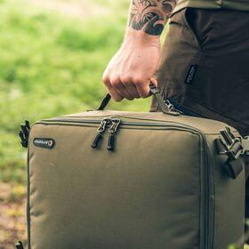 Modular Clip on Standard Bag Green Holding